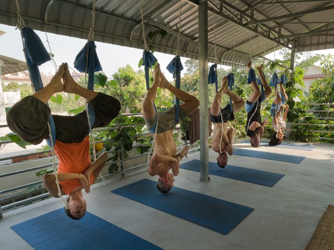 5 Days Meditation, Yoga Retreat in Siem Reap, Cambodia