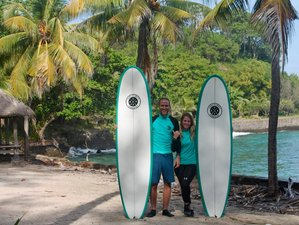 7 Day Yoga and Surf Camp in Lombok