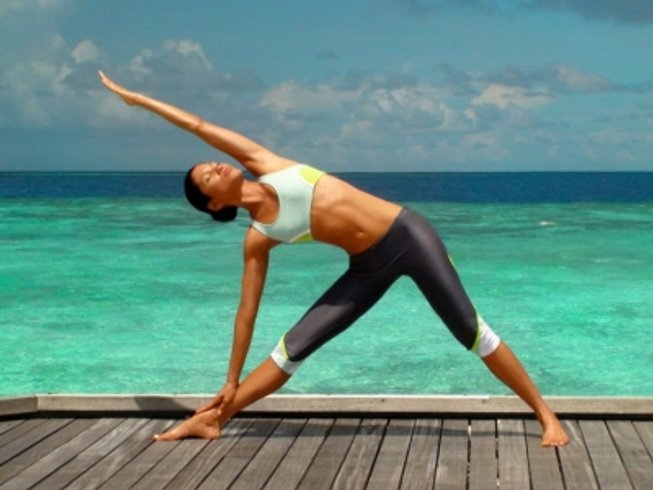 10 Days Barberyn Reef Yoga Retreat in Sri Lanka