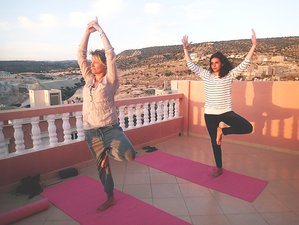 7 Days Free Surf and Yoga Retreat in Morocco