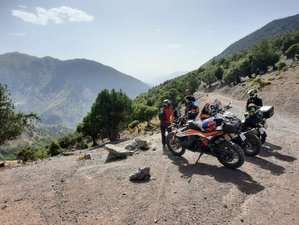 7 Days In the Dedals of the Atlas: Discover the Hidden of Morocco Guided Motorcycle Tour