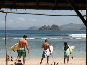 4 Day Exciting Surf Camp in Senggigi, Lombok
