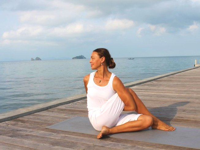 8 Days Yoga and Fasting Detox Retreat in Thailand