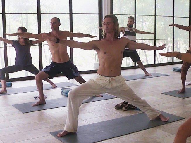 22 jours en stage de yoga detox à Ko Pha Ngan, Thaïlande
