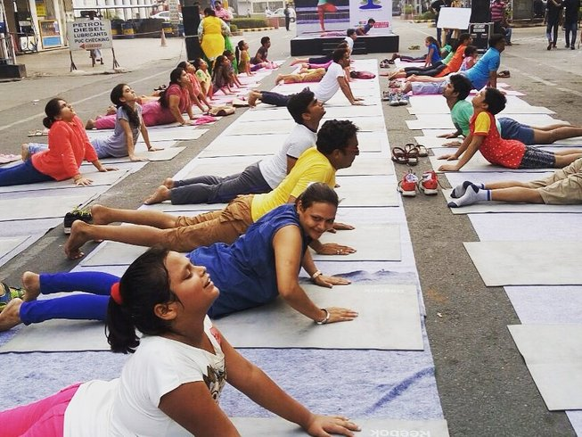 26 Days 200hr Ashtanga Yoga Teacher Training in India