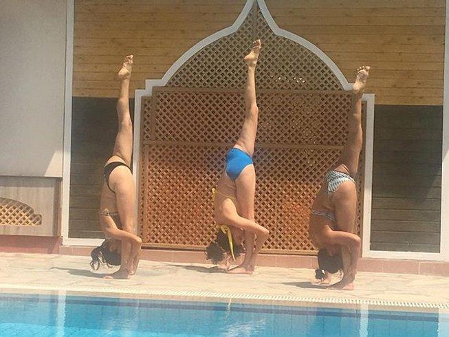 7 días retiro de yoga Yin en Mugla, Turquía