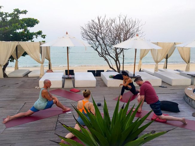 8 Days Family Christmas and Yoga Retreat Thailand