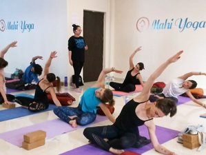 24 Days 200-Hour Hatha & Ashtanga Vinyasa Yoga Teacher Training Course In Dharamshala, India