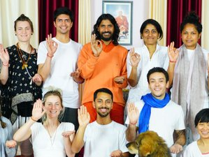 6-Daagse Meditatie en Yoga Retraite in Rishikesh, India