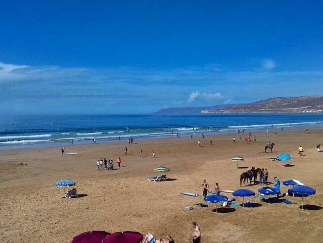 7 Days Surf Camp in Tamraght, Morocco