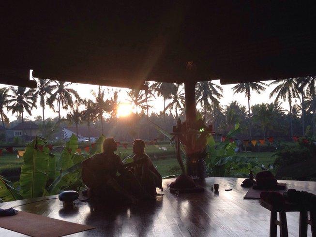 21-Daagse 200-urige Gelukzalige Yoga Docentenopleiding Bali, Indonesië