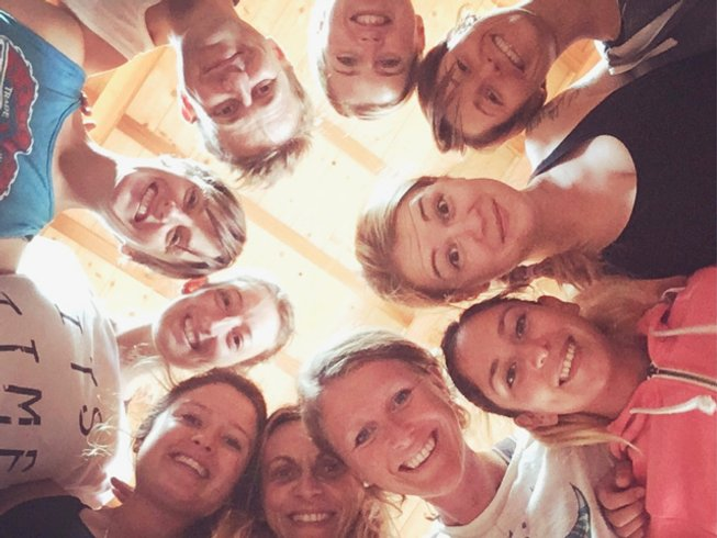 21 Days Beach Yoga Teacher Training in France - Intimate & Transformative