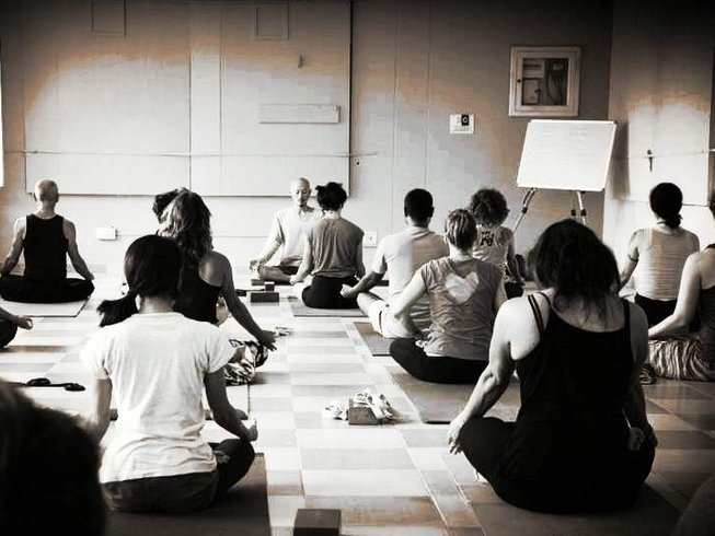 26 Days 200-Hour Multi-Style Yoga TTC in Dharamsala