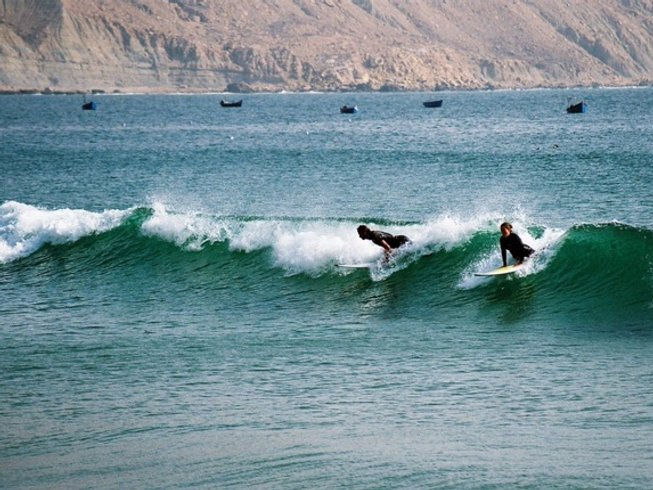 6 Days All Inclusive Yoga and Surf Retreat in Morocco