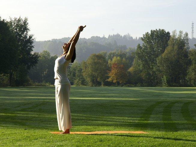 7 días retiro de yoga Yin y Anusara en Hermsdorf, Alemania