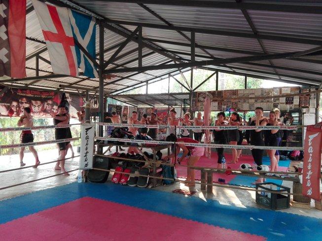 2 Weeks Genuine Muay Thai Training in Pai, Thailand