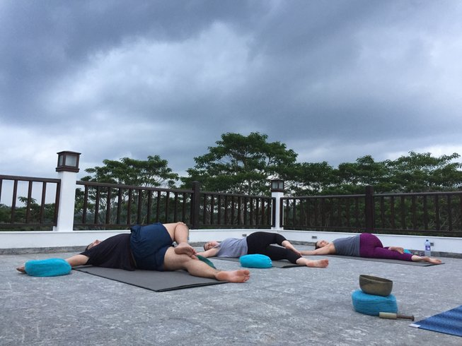 4 Days Power and Peace Delight Yoga Retreat in Galle, Sri Lanka