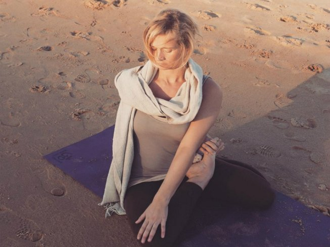 7 Days Iyengar Yoga and Nourish Retreat in Aljezur, Portugal