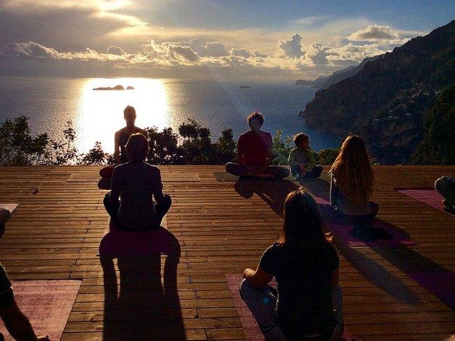 6 Days Recharging Meditation & Yoga Retreat USA