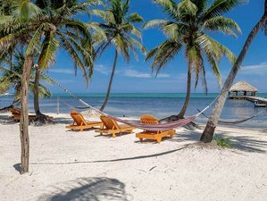 8 Day Yoga and Nature Caribbean Retreat in Ambergris Caye, Belize Island