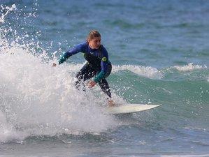 8 Days Beginner Surf Camp in Barrika, Biscay, Spain
