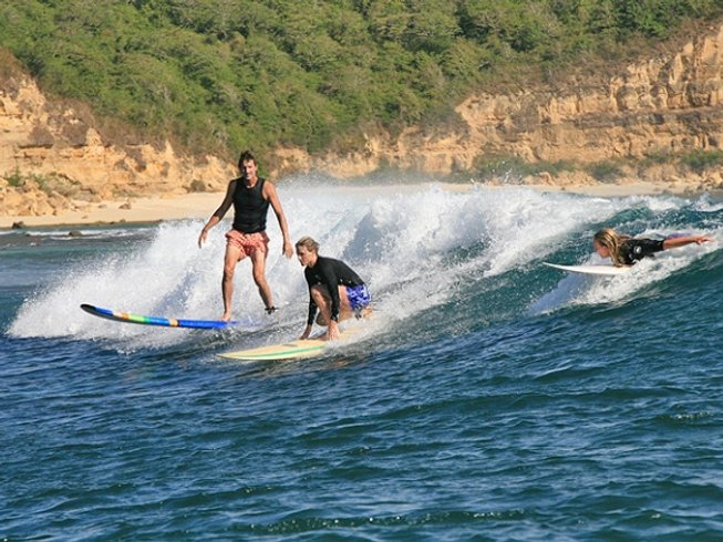 8 Days Traveling Surf Camp Bali, Lombok, and Sumbawa