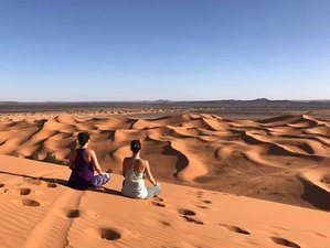 7 Days Yoga and Ayurveda Meets Desert Trip Holiday in Marrakech, Morocco