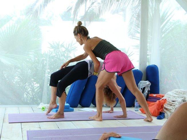 7 jours en stage de yoga sous le soleil de Marrakech, Maroc