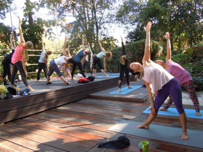 5 jours en vacances yoga, méditation et bien-être à Chiang Mai, Thaïlande