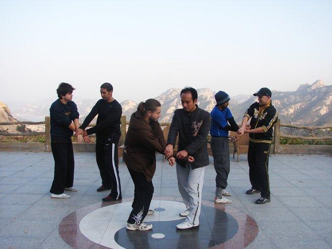 1 Month Shaolin Kung Fu Training in Shandong, China