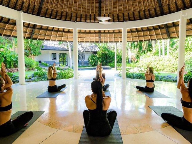 4-Daagse Evenwichtige Yoga Retraite in Bali, Indonesië