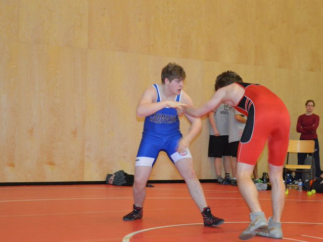 4 Days Youth Summer Wrestling Camp in British Columbia, Canada