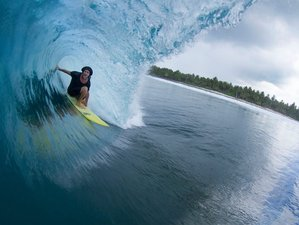 10 Days Paradisal Surf Camp Mentawai