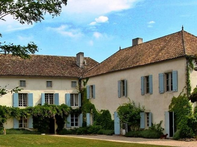7 Days Luxury Yoga and Mindfulness Retreat in France