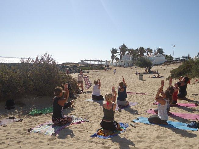 7 Days Sail-Surf and Yoga Retreat in Panama