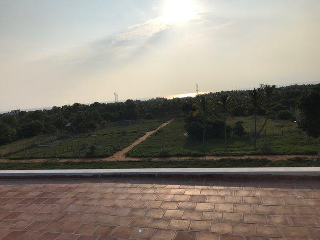 200h de formation de professeur de yoga près d'Auroville dans le sud de l'Inde