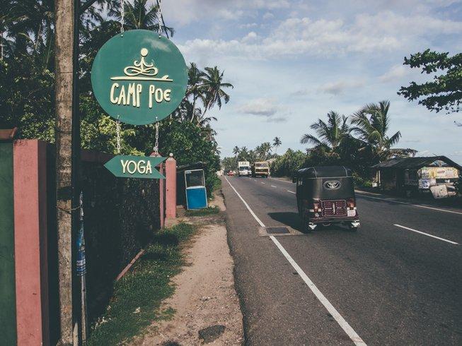 8 Tage Transformierende Meditation und Yoga Urlaub in Welikanda, Sri Lanka