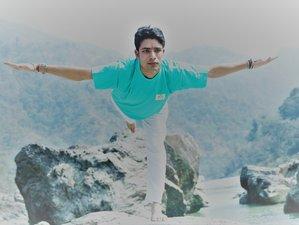 10 Tage Oster Meditation und Yoga Retreat in Rishikesh, Indien