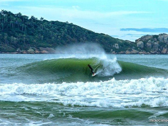 8 Days Florianopolis Island BJJ Camp in Brazil
