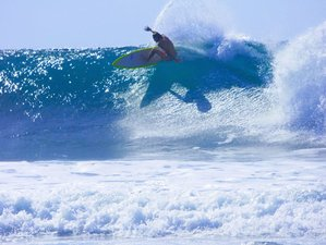 5 Days Thrilling Surf Camp in La Libertad Area, El Salvador