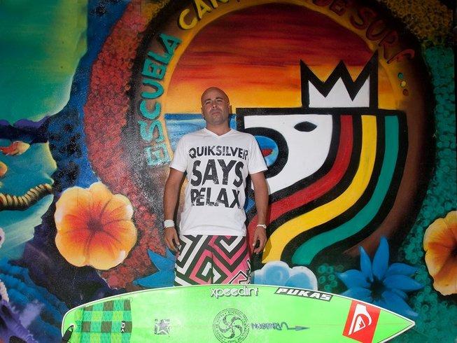 8 Days Adult Surf Camp in Playa de Somo, Cantabria, Spain