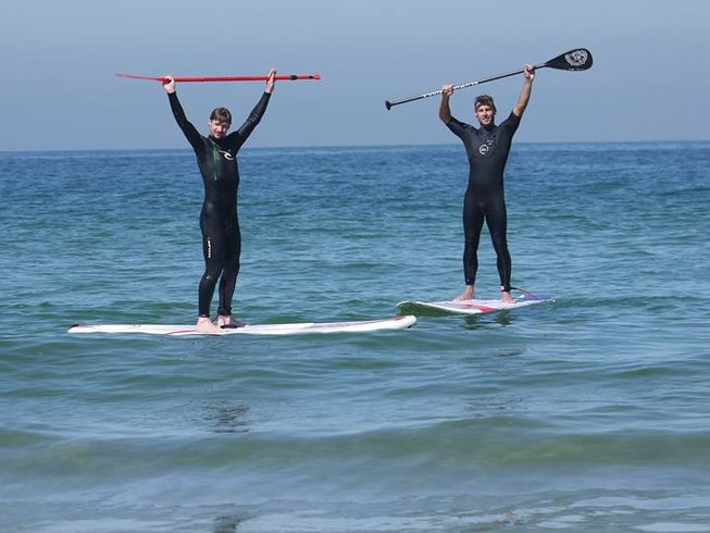 8 Days Intermediate and Avanced Morocco SUP and Yoga Retreat
