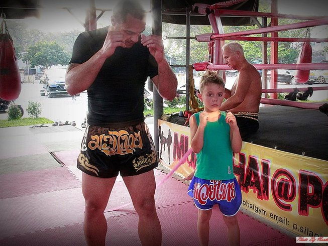 1 Month Muay Thai Training Camp in Chiang Mai