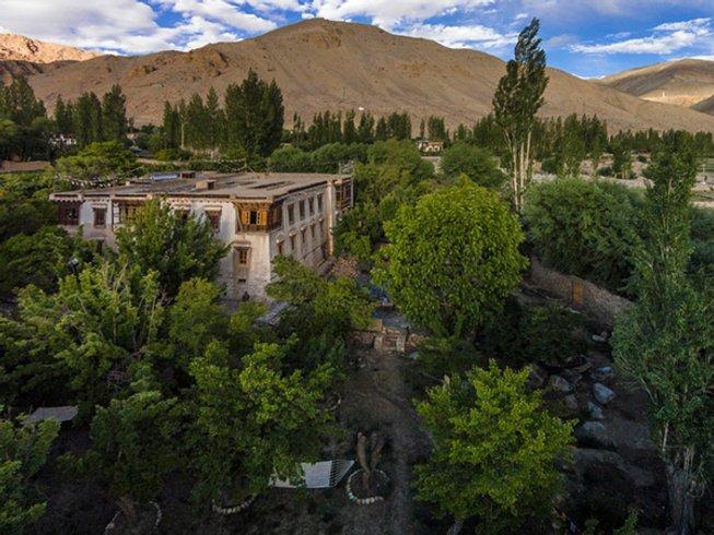 Mystieke Himalaya Yoga Retreat in Ladakh, India