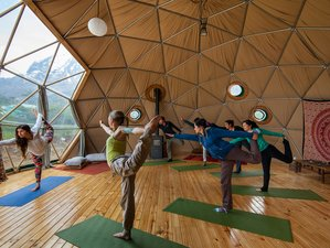 8 Days Patagonia Yoga Retreat and Eco Adventure