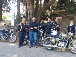7 Days Coffee Plantation Motorcycle Tour in South India