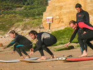 8 Days Family Surfing Ericeira