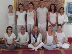 14 Days 100-Hour Yoga Therapy Teacher Training in Andalusia, Spain