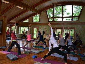 6-Daagse Meditatie en Yoga Retraite in Canada
