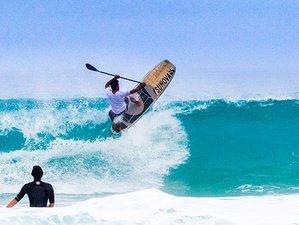 8 Days SUP Surf Trip in Coral Coast, Fiji